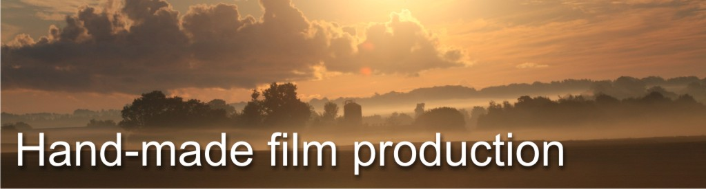 Hand-made film production